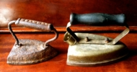 Vintage Flat Irons