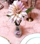 Vintage Pottery Bud Vase
