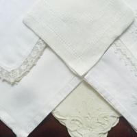 White/Cream Napkins