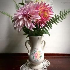 Vintage Large Pottery Vase