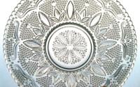 Vintage Glass Platters
