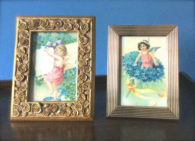 Vintage Frames, Mirrors, & Petite Art – Southern Vintage Table