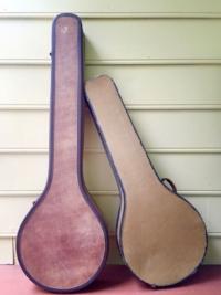 Vintage Banjo Cases