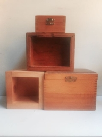 Vintage Small Assorted Boxes