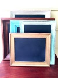 Small Blackboard Frames
