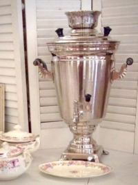 Vintage Samovar (Hot Water Heater)