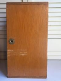 Vintage Microscope Box