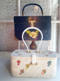 Vintage Purses Decor