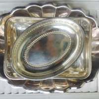 Vintage Silverplate Bowls