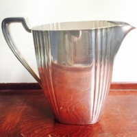 Vintage Silverplate Pitcher