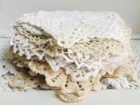 Small Vintage Doilies