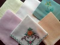 Assorted Vintage Napkins