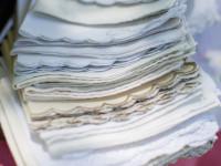 Stack of Vintage Napkins