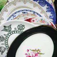 Vintage Platters