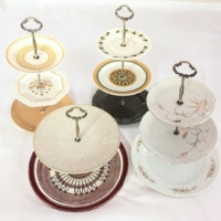 Vintage Customized Tiered Stands