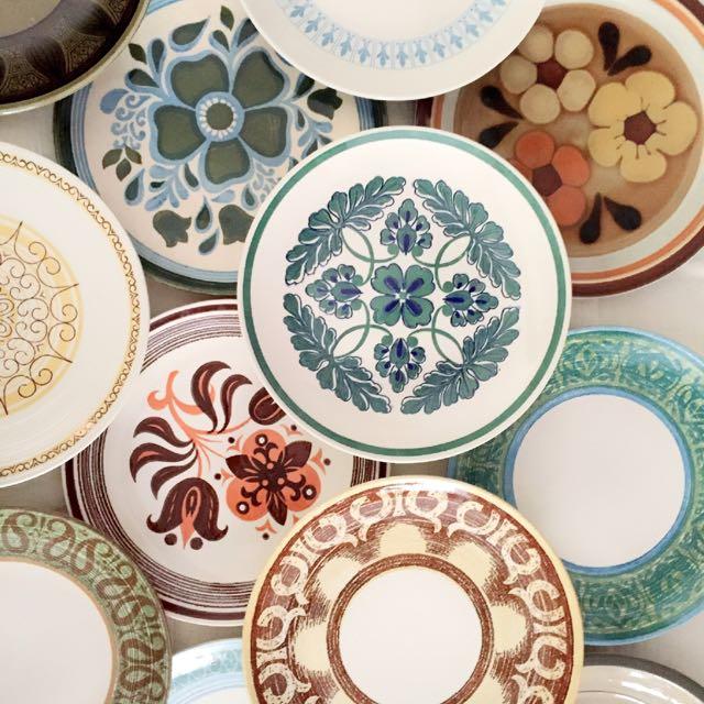 Vintage Midcentury China Patterns
