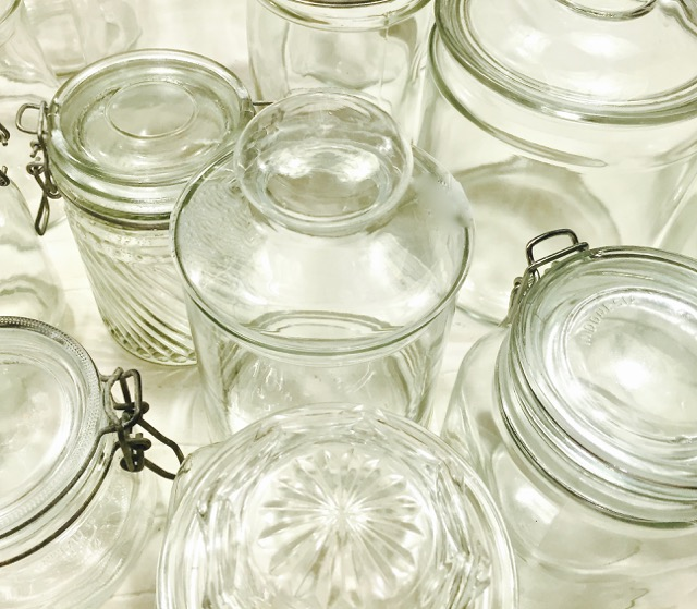 Vintage Candy Jars Containers Southern Vintage Table