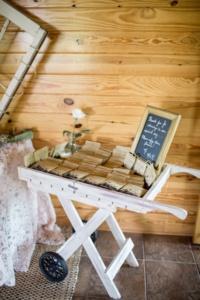 Wooden Garden Cart