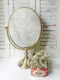 Vintage Gold Dresser Mirror