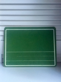 Green Primer Board