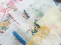 Assorted Vintage Handkerchiefs