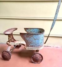 Vintage Child's Pull Toy