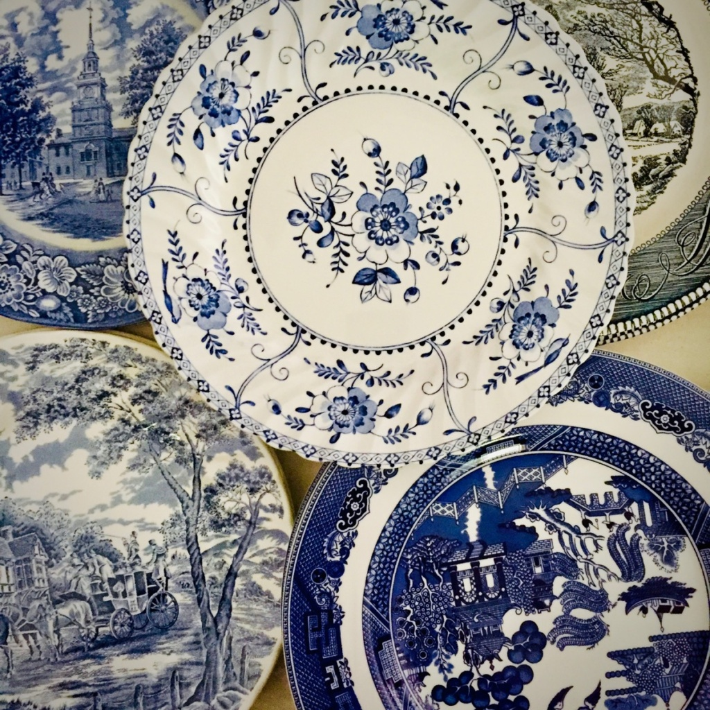 Southern Vintage Table Vintage China Rentals NC