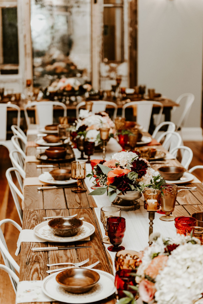 Birthday Tables