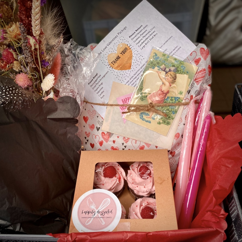 Share the Love Valentines Package